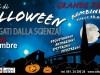 Halloween Space Party. Stregati dalla Scienza!