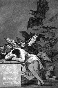 Goya - Il sonno della ragione genera mostri
